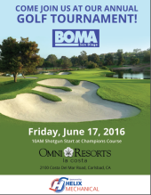 BOMA San Diego Annual Golf Tournament
