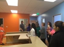 medical office, TI, tenant improvement, Dowling Construction