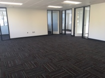 Completed Open Office Area