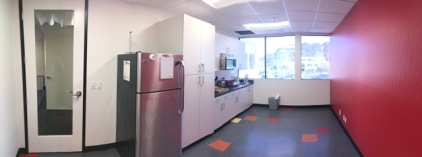 Completed Break Room